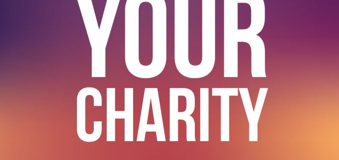 nominate your charity