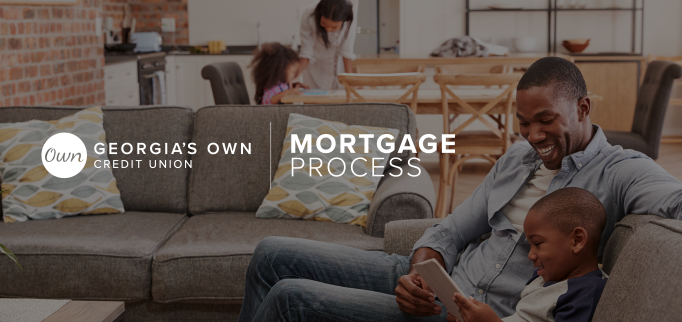 Georgia's Own Mortgage Process