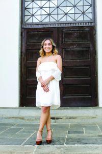 $2,000 Scholarship winner Hanna Paz