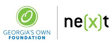 Georgia's Own Foundation, Next by Georgia's Own logos