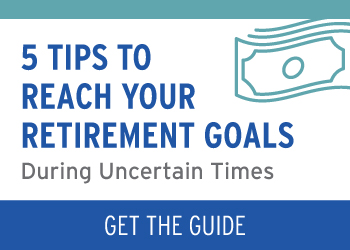 5 Tips to Reach Retirement Goals